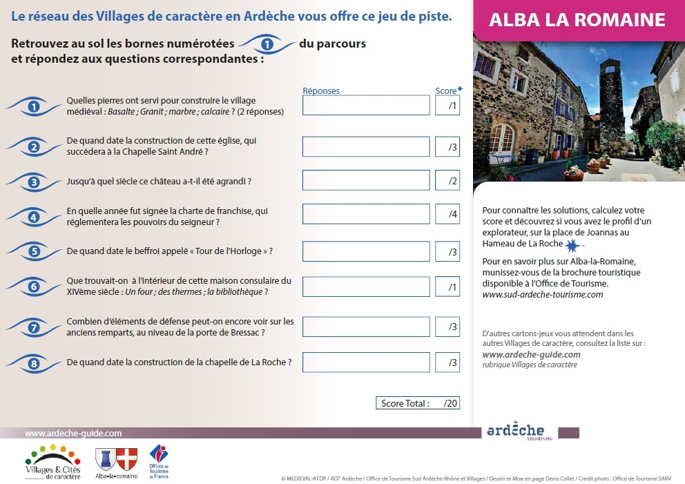 Chalets d\'Arbres info
